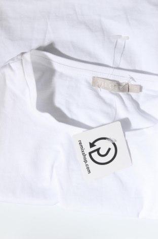 Дамска тениска Pieces, Размер M, Цвят Бял, Памук, Цена 21,06лв.