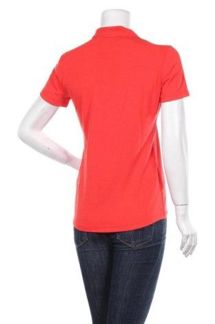 Дамска тениска Salewa, Размер M, Цвят Червен, 81% полиестер, 14% памук, 5% еластан, Цена 31,86лв.