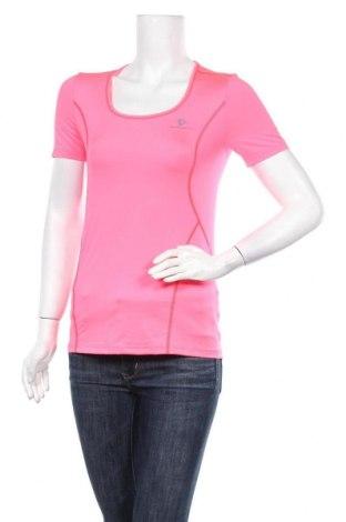 Дамска тениска Thermowave, Размер S, Цвят Розов, 86% полиестер, 14% еластан, Цена 12,25лв.