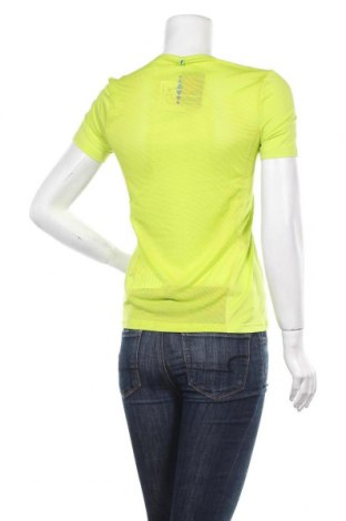 Дамска тениска Thermowave, Размер S, Цвят Зелен, 86% полиестер, 14% еластан, Цена 21,07лв.