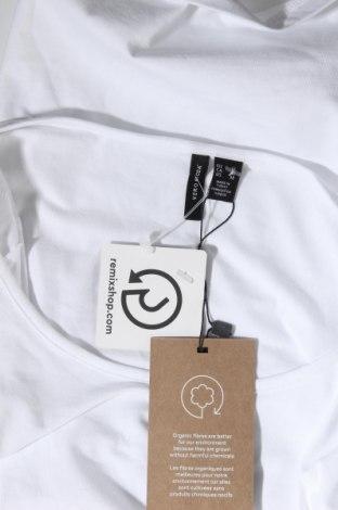 Дамска тениска Vero Moda, Размер M, Цвят Бял, 95% памук, 5% еластан, Цена 18,72лв.