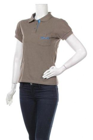 Дамска тениска XLC, Размер M, Цвят Кафяв, Памук, Цена 31,32лв.