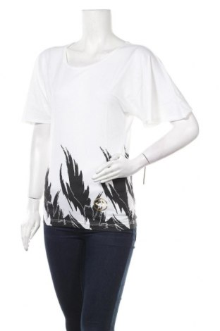 Дамска тениска Zumba, Размер XS, Цвят Бял, 50% памук, 50% полиестер, Цена 16,20лв.