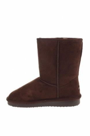 Γυναικείες μπότες Blackfield, Μέγεθος 36, Χρώμα Καφέ, Κλωστοϋφαντουργικά προϊόντα, Τιμή 34,41€