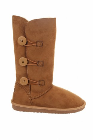 Γυναικείες μπότες Blackfield, Μέγεθος 40, Χρώμα Καφέ, Κλωστοϋφαντουργικά προϊόντα, Τιμή 11,86€