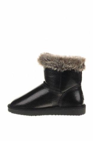 Γυναικείες μπότες Island Boot, Μέγεθος 39, Χρώμα Μαύρο, Δερματίνη, Τιμή 17,42€