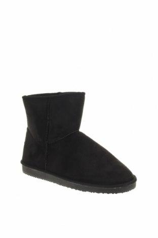 Γυναικείες μπότες Island Boot, Μέγεθος 40, Χρώμα Μαύρο, Κλωστοϋφαντουργικά προϊόντα, Τιμή 14,75€