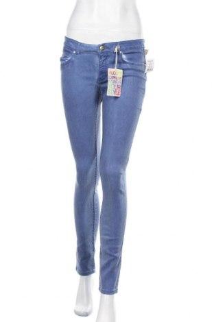 Γυναικείο Τζίν Alcott, Μέγεθος M, Χρώμα Μπλέ, 56% βαμβάκι, 42% πολυεστέρας, 2% ελαστάνη, Τιμή 12,14€