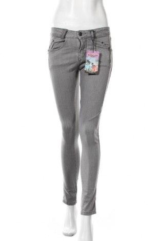 Γυναικείο Τζίν Alcott, Μέγεθος M, Χρώμα Γκρί, 98% βαμβάκι, 2% ελαστάνη, Τιμή 23,97€