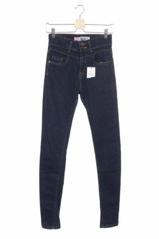 Γυναικείο Τζίν Alcott, Μέγεθος S, Χρώμα Μπλέ, 98% βαμβάκι, 2% ελαστάνη, Τιμή 12,06€