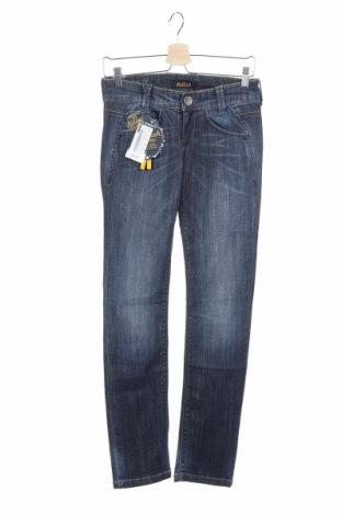 Дамски дънки Killah, Размер XS, Цвят Син, 98% памук, 2% еластан, Цена 22,97лв.