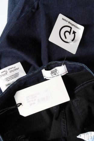 Дамски дънки Le Temps Des Cerises, Размер S, Цвят Син, 63% памук, 29% модал, 6% полиестер, 2% еластан, Цена 51,75лв.