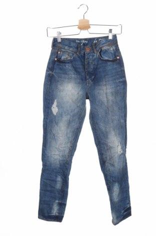 Γυναικείο Τζίν On.You, Μέγεθος XXS, Χρώμα Μπλέ, Βαμβάκι, Τιμή 13,86€