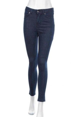 Γυναικείο Τζίν Reserved, Μέγεθος S, Χρώμα Μπλέ, 72% βαμβάκι, 25% πολυεστέρας, 2% μεταλλικά νήματα, 1% ελαστάνη, Τιμή 6,43€