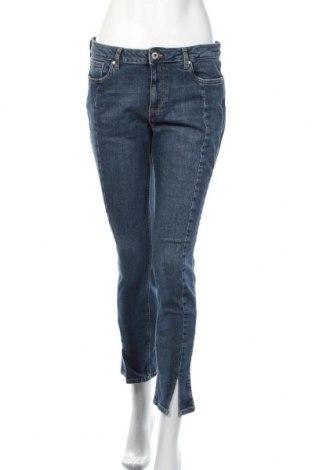 Дамски дънки Tom Tailor, Размер L, Цвят Син, 99% памук, 1% еластан, Цена 44,89лв.