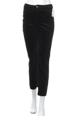 Дамски джинси H&M Divided, Размер M, Цвят Черен, 98% памук, 2% еластан, Цена 8,19лв.
