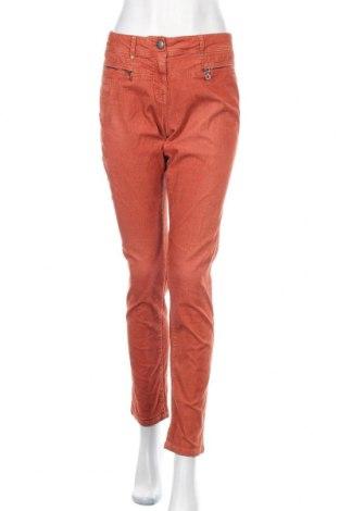 Дамски джинси Tom Tailor, Размер XL, Цвят Оранжев, Цена 23,94лв.