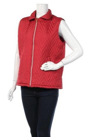Дамски елек, Размер XL, Цвят Червен, Цена 13,65лв.
