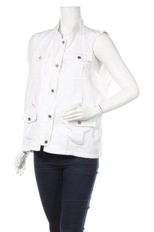 Γυναικείο γιλέκο Brax Golf, Μέγεθος XL, Χρώμα Λευκό, Πολυεστέρας, Τιμή 4,81€