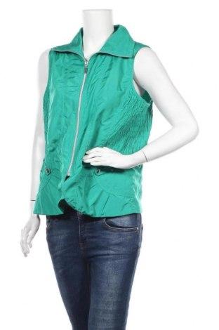 Дамски елек Fabiani, Размер XL, Цвят Зелен, Полиестер, Цена 6,28лв.