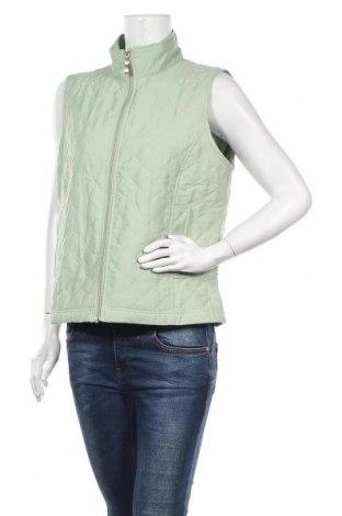 Дамски елек Scandia Woods, Размер M, Цвят Зелен, Полиестер, Цена 6,52лв.