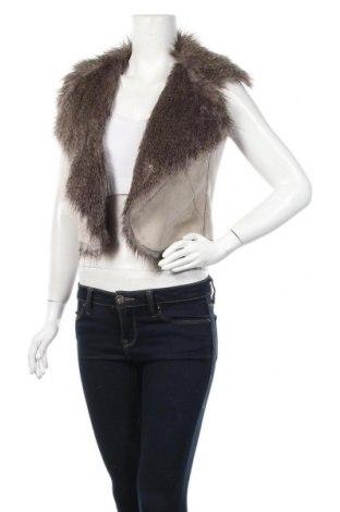Дамски елек Tom Tailor, Размер M, Цвят Сив, 60% полиакрил, 40% полиестер, Цена 15,12лв.