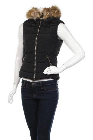 Дамски елек Zara Trafaluc, Размер S, Цвят Черен, Цена 24,41лв.