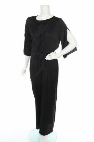 Γυναικεία σαλοπέτα Zara, Μέγεθος L, Χρώμα Μαύρο, 100% πολυεστέρας, Τιμή 8,89€