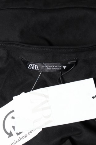Дамски гащеризон Zara, Размер M, Цвят Черен, Цена 27,60лв.
