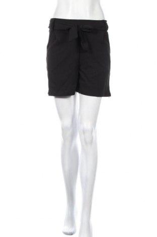 Γυναικείο κοντό παντελόνι Alice & Charlotte, Μέγεθος S, Χρώμα Μαύρο, 95% πολυεστέρας, 5% ελαστάνη, Τιμή 8,66€
