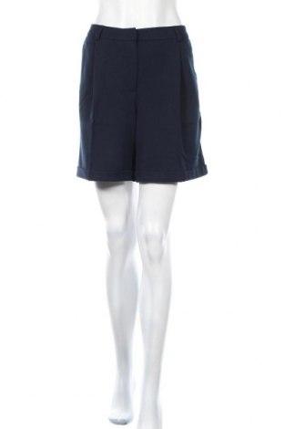 Γυναικείο κοντό παντελόνι Guido Maria Kretschmer, Μέγεθος M, Χρώμα Μπλέ, 62% πολυεστέρας, 33% βισκόζη, 5% ελαστάνη, Τιμή 22,73€