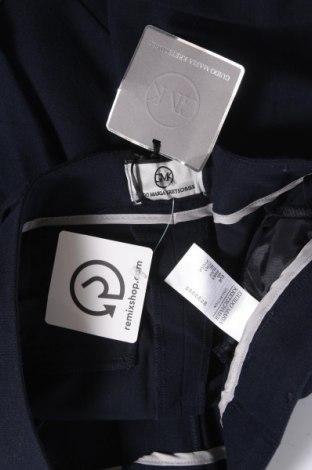 Γυναικείο κοντό παντελόνι Guido Maria Kretschmer, Μέγεθος M, Χρώμα Μπλέ, 62% πολυεστέρας, 33% βισκόζη, 5% ελαστάνη, Τιμή 25,26€