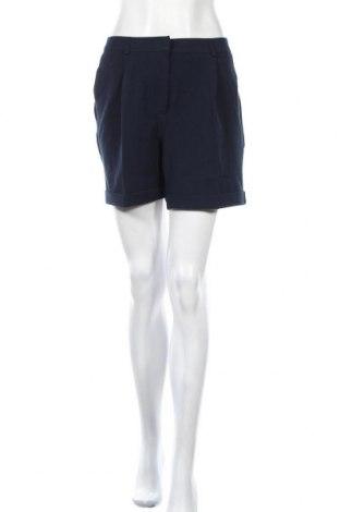 Γυναικείο κοντό παντελόνι Guido Maria Kretschmer, Μέγεθος S, Χρώμα Μπλέ, 62% πολυεστέρας, 33% βισκόζη, 5% ελαστάνη, Τιμή 25,26€