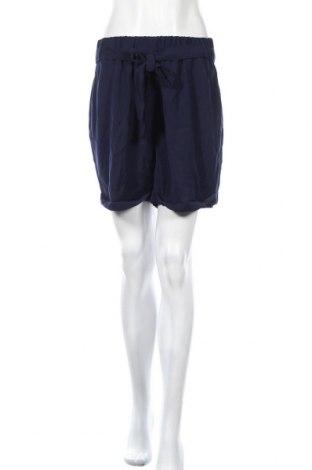 Дамски къс панталон Irl, Размер M, Цвят Син, Полиестер, Цена 13,68лв.