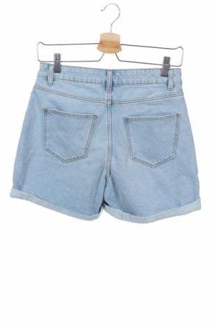 Γυναικείο κοντό παντελόνι Noisy May, Μέγεθος XS, Χρώμα Μπλέ, Βαμβάκι, Τιμή 12,57€