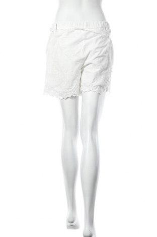 Γυναικείο κοντό παντελόνι ONLY, Μέγεθος M, Χρώμα Λευκό, Βαμβάκι, Τιμή 13,04€