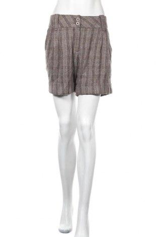 Γυναικείο κοντό παντελόνι Soya Concept, Μέγεθος L, Χρώμα Πολύχρωμο, 36% πολυεστέρας, 33% μαλλί, 31% βαμβάκι, Τιμή 4,77€