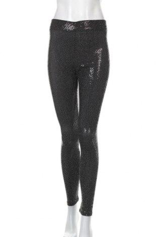 Дамски клин Zara, Размер M, Цвят Черен, 89% полиамид, 4% метални нишки, 4% полиестер, 3% еластан, Цена 28,42лв.