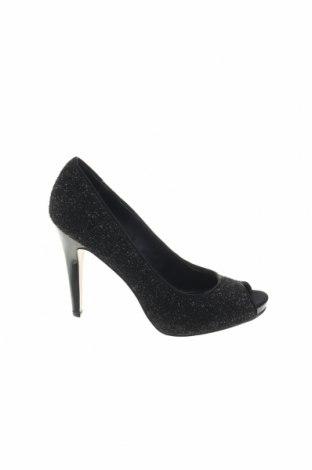 Дамски обувки Nine West, Размер 36, Цвят Черен, Текстил, Цена 18,30лв.