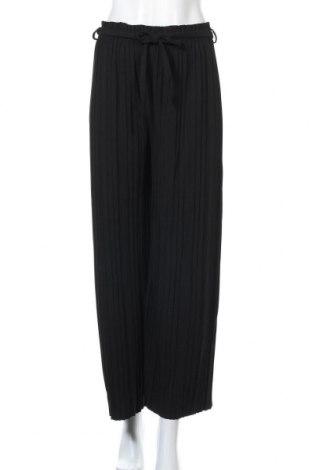 Дамски панталон, Размер M, Цвят Черен, 95% полиестер, 5% еластан, Цена 24,30лв.