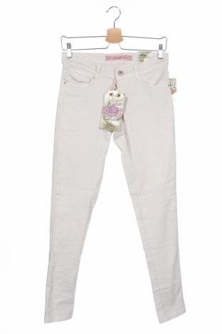Γυναικείο παντελόνι Alcott, Μέγεθος S, Χρώμα  Μπέζ, 98% βαμβάκι, 2% ελαστάνη, Τιμή 14,38€