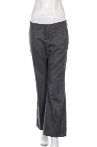 Дамски панталон Banana Republic, Размер M, Цвят Сив, 68% полиестер, 30% вълна, 2% еластан, Цена 10,14лв.