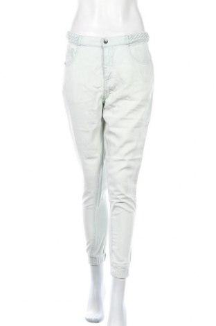 Дамски панталон Billabong, Размер M, Цвят Син, 100% лиосел, Цена 41,42лв.