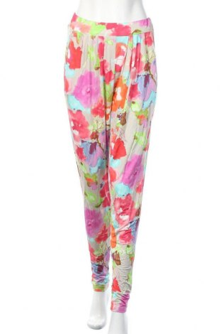 Дамски панталон Chacok, Размер S, Цвят Многоцветен, 90% вискоза, 10% еластан, Цена 47,80лв.