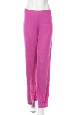 Дамски панталон Chacok, Размер S, Цвят Лилав, 53% полиестер, 47% вискоза, Цена 51,80лв.