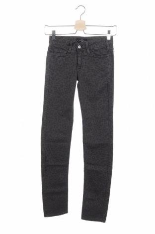 Дамски панталон Cimarron, Размер XS, Цвят Сив, 98% памук, 2% еластан, Цена 24,15лв.