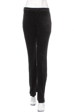 Дамски панталон Co'Couture, Размер M, Цвят Черен, 90% полиестер, 8% еластан, 2% метални нишки, Цена 9,36лв.