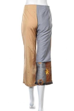 Дамски панталон Custo Barcelona, Размер L, Цвят Сив, 50% полиамид, 27% полиамид, 18% памук, 5% полиестер, Цена 20,64лв.