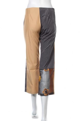 Дамски панталон Custo Barcelona, Размер S, Цвят Сив, 50% полиамид, 27% полиамид, 18% памук, 5% полиестер, Цена 20,64лв.