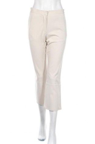 Дамски панталон DKNY, Размер S, Цвят Бежов, 95% памук, 5% еластан, Цена 23,10лв.